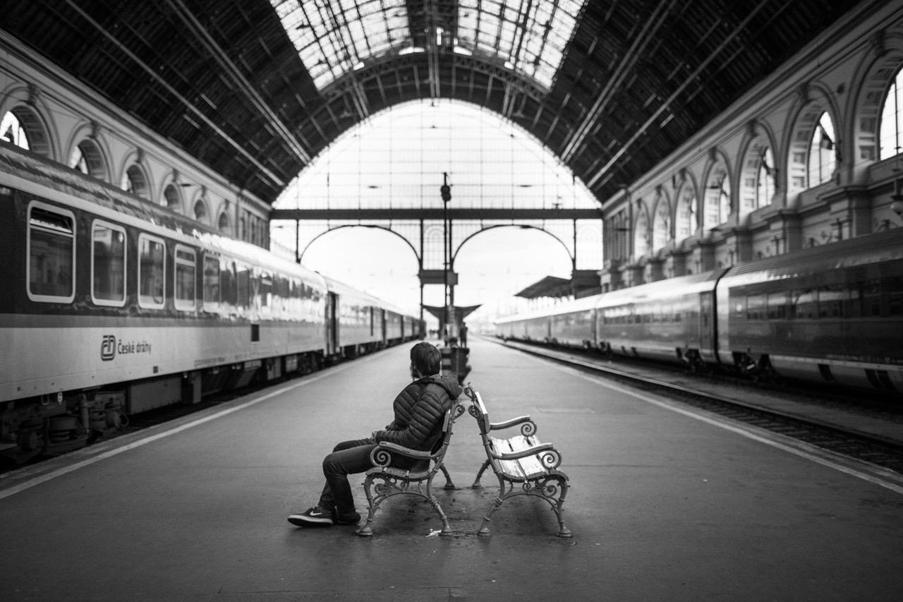 Train Travel Captions For Instagram